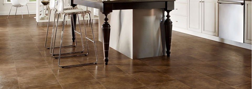 vinyl flooring showroom